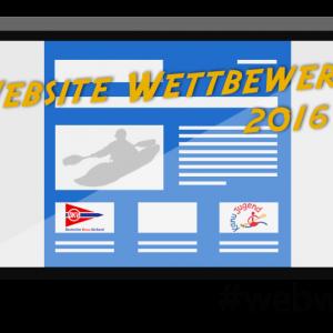 Website-Wettbewerb #webwet