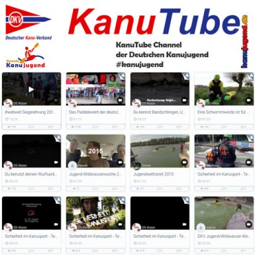 kanutube channel kanujugend