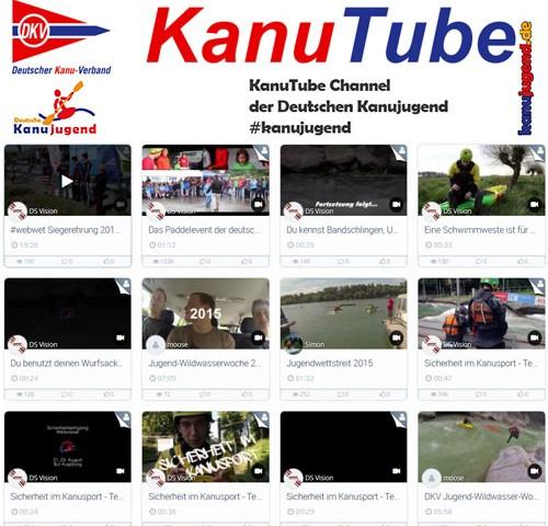 kanutube channel kanujugend