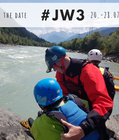 SAVE THE DATE #JW3 2019