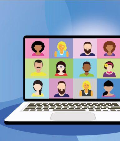 1. digitale Jugendvollversammlung erfolgreich
